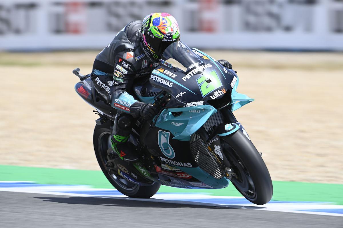 スペインGP 初日総合4位 フランコ・モルビデッリ「ベースは非常に良い状態にある」
