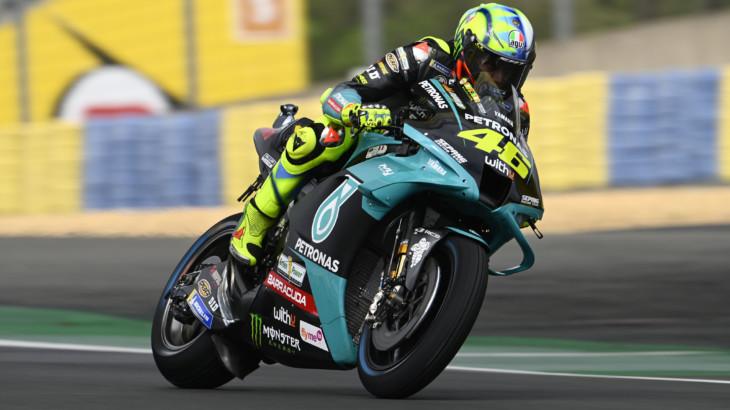 MotoGP2021オランダGP バレンティーノ・ロッシ「2022年に弟と同じチームで走るのは難しいだろう」