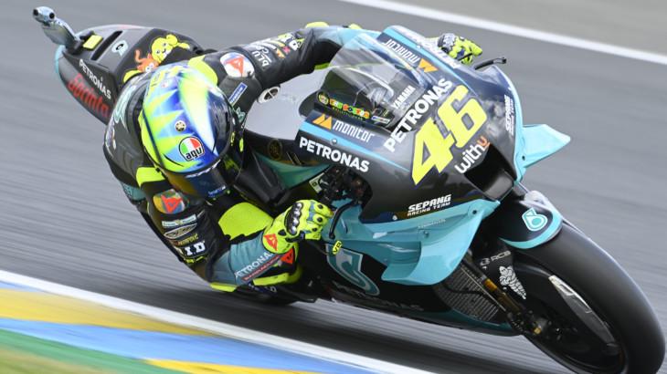 MotoGP2021 イタリアGP バレンティーノ・ロッシ「今後のことは自分だけで決めるわけではない」
