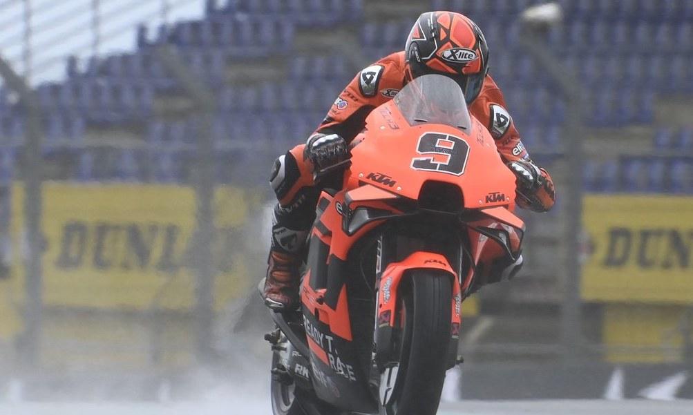MotoGP2021 フランスGP 5位ダニーロ・ペトルッチ「ようやく良いレースが出来た」