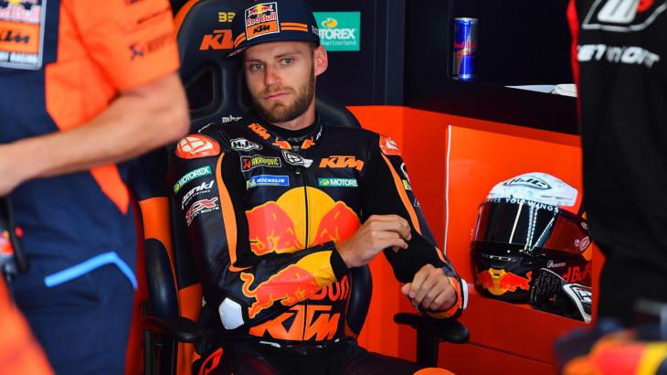 MotoGP2021イタリアGP 初日総合5位ブラッド・ビンダー「新しいシャーシのフィーリングが良い」
