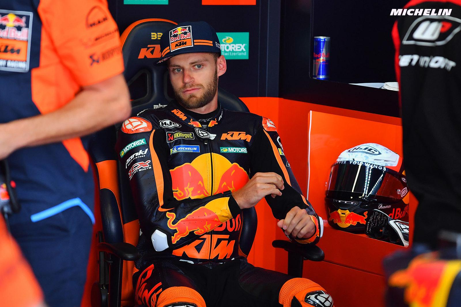 MotoGP2021イタリアGP ブラッド・ビンダー「新しいシャーシのフィーリングが良い」