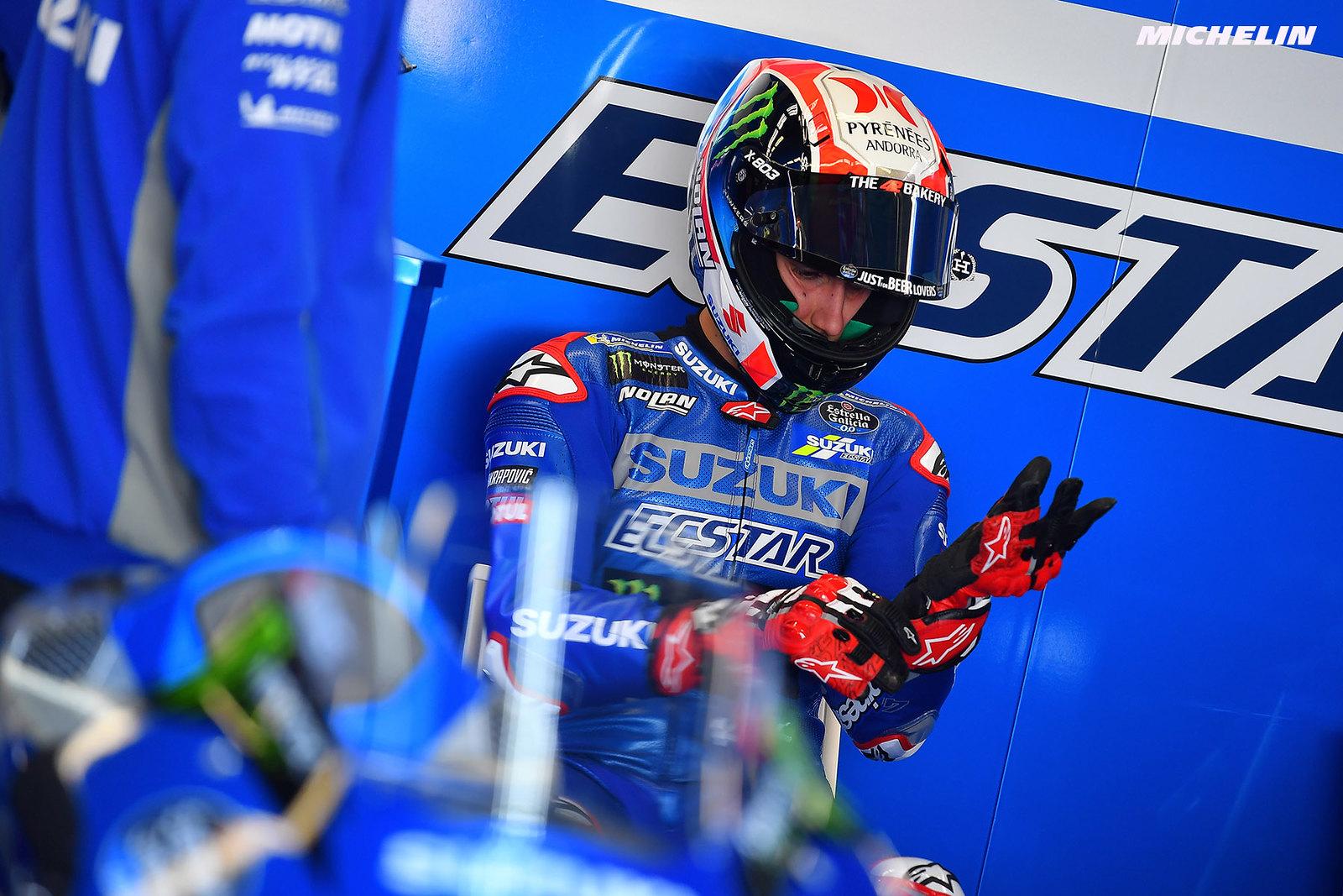 MotoGP2021イタリアGP 初日総合2位アレックス・リンス「FP1のスタートは容易ではなかった」