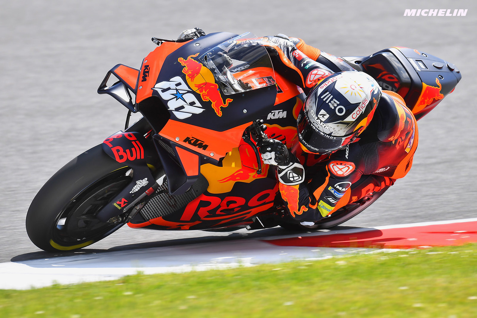 MotoGP2021イタリアGP 初日総合6位ミゲル・オリヴェイラ「新型フレームはル・マンでは使用していない」