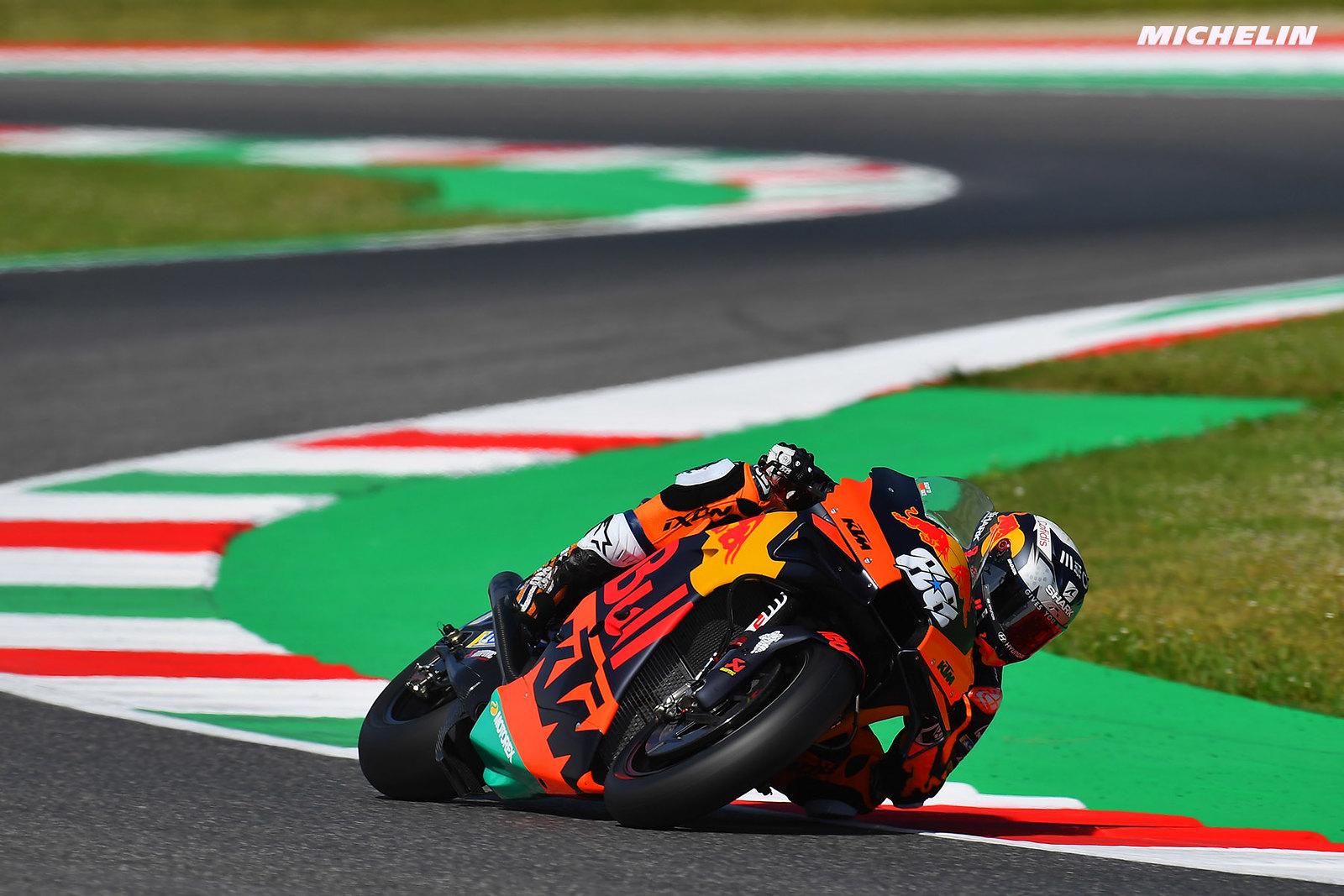 MotoGP2021イタリアGP 7位ミゲル・オリヴェイラ「あと少しで1列目スタートだった」