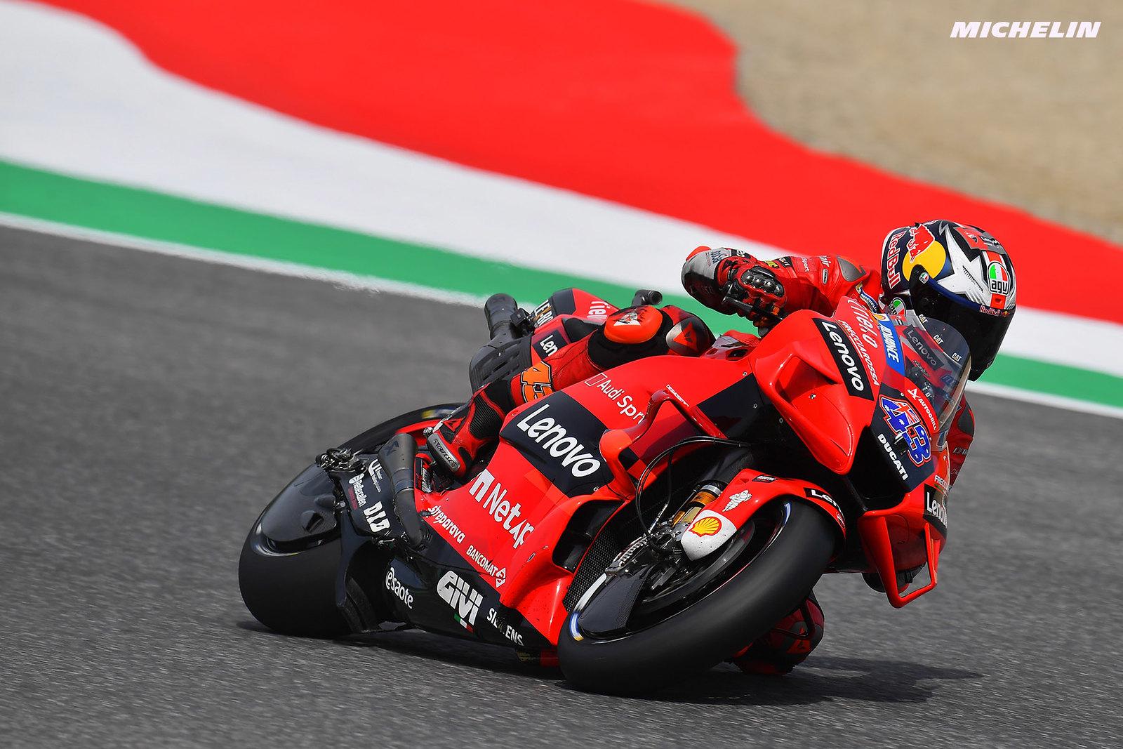 MotoGP2021イタリアGP 5位ジャック・ミラー「予選でもう少し良い走行ができたはず」