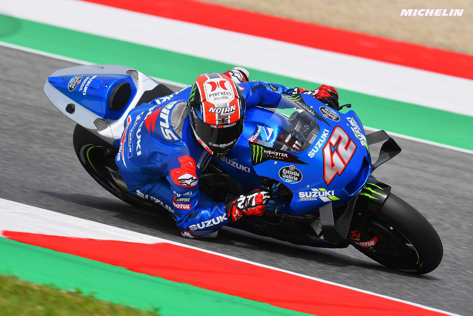 MotoGP2021イタリアGP 8位アレックス・リンス「トラブルのせいで3列目になってしまった」
