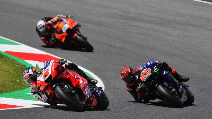 MotoGP2021イタリアGP 4位ヨハン・ザルコ「ポイントを重ねることが出来てよかった」