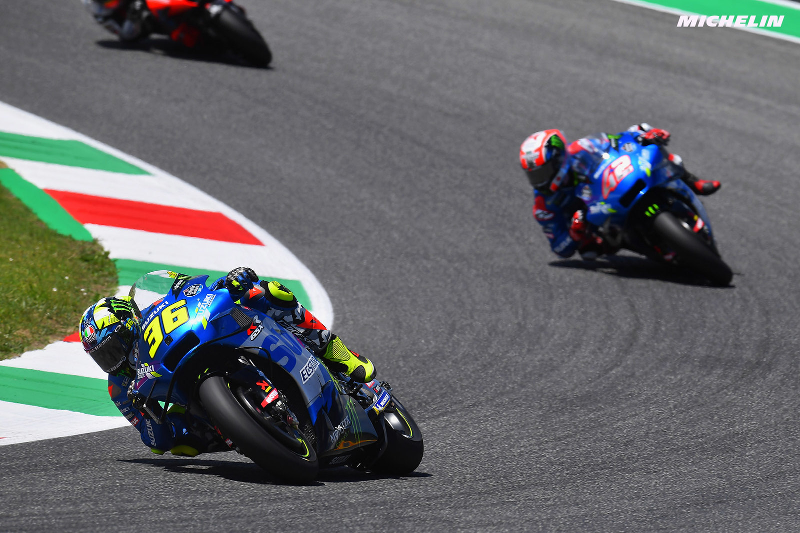 MotoGP2021イタリアGP 3位ジョアン・ミル「キャリアの中で最も難しいレースだった」