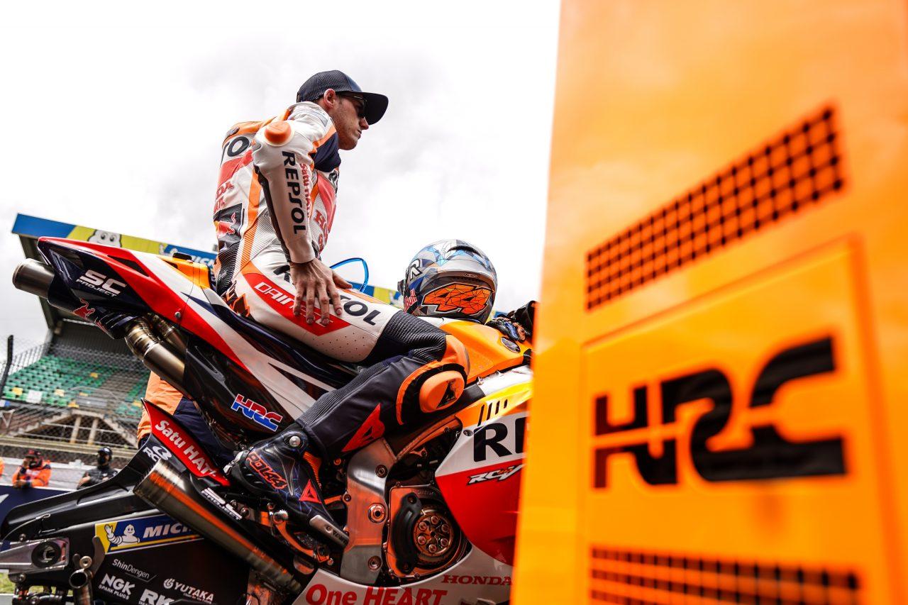 MotoGP2021 フランスGP 8位ポル・エスパルガロ「ドライならば良い結果を残せたはず」