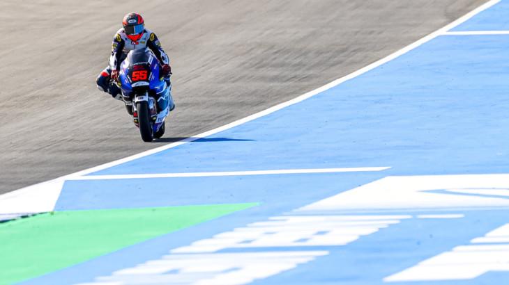 スペインGP NTS RW Racing GPレポート 公式練習1、公式練習2