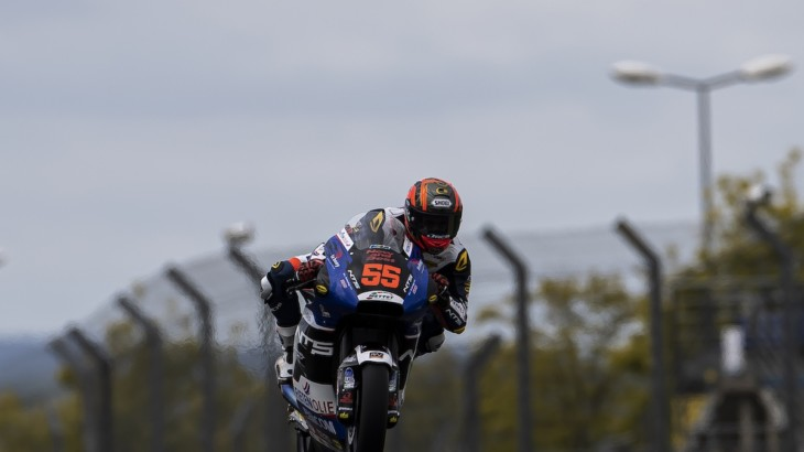 フランスGP NTS RW Racing GP公式練習1、公式練習2レポート