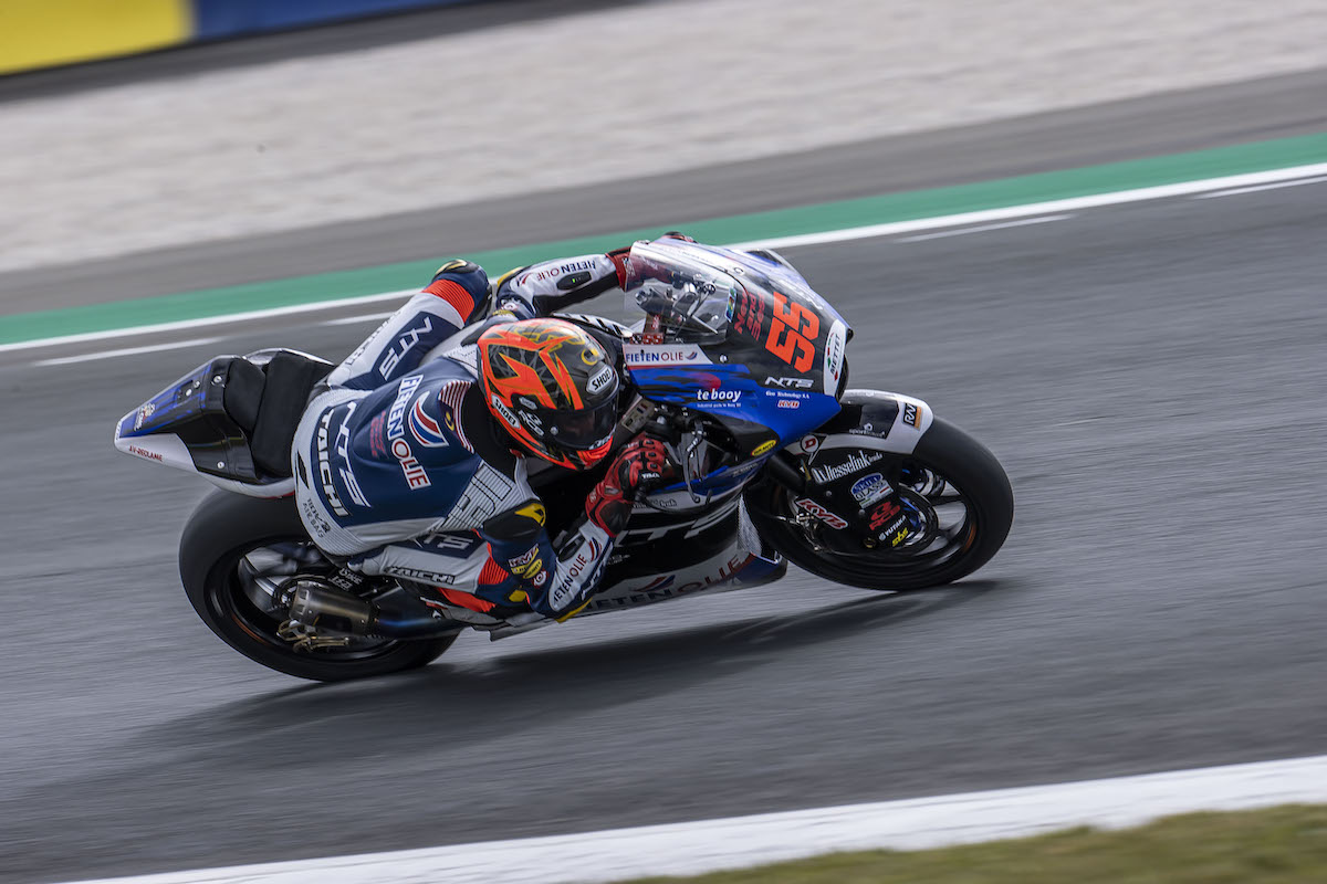 NTS RW Racing GP公式練習3、公式予選レポート