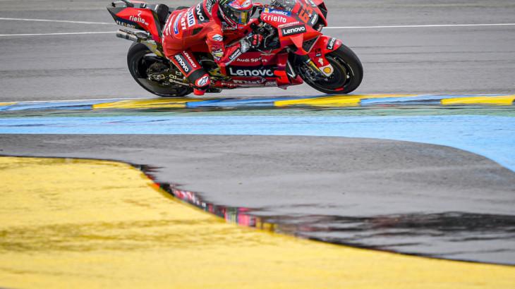 MotoGP2021 フランスGP 4位フランセスコ・バグナイア「この状況での4位は素晴らしい結果」