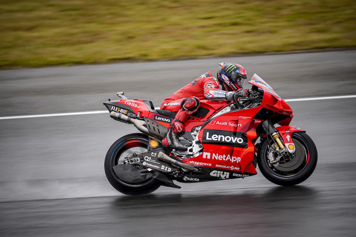 MotoGP2021 フランスGP フランセスコ・バグナイア「この状況での4位は素晴らしい結果」