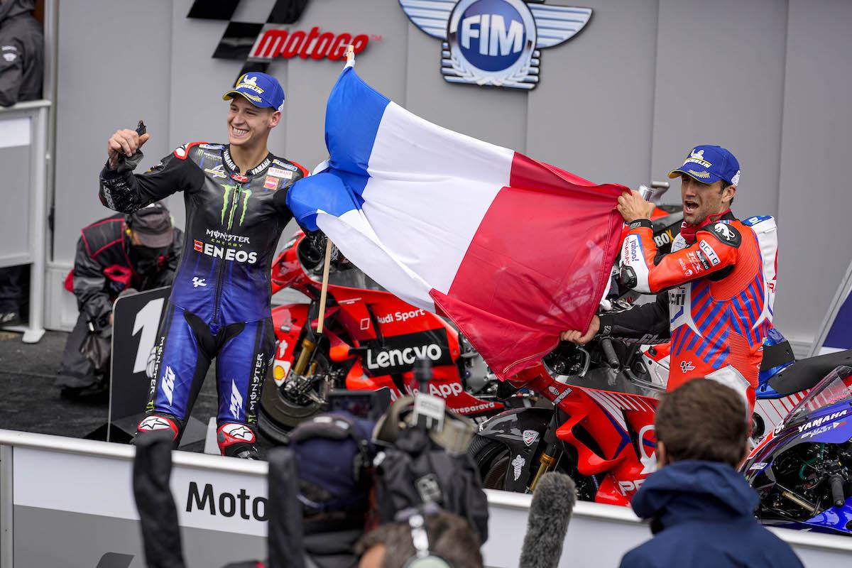 MotoGP2021 フランスGP2位ヨハン・ザルコ「優勝は今の走りを続けていけば、いずれ手に入る」