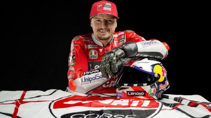 Ducati ジャック・ミラーと契約更新、2022年も引き続きミラーを起用