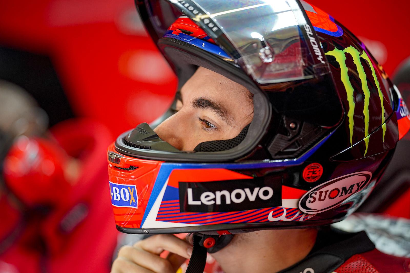 スペインGP 初日総合1位 フランセスコ・バグナイア「予選で前2列を獲得するのが一番重要」