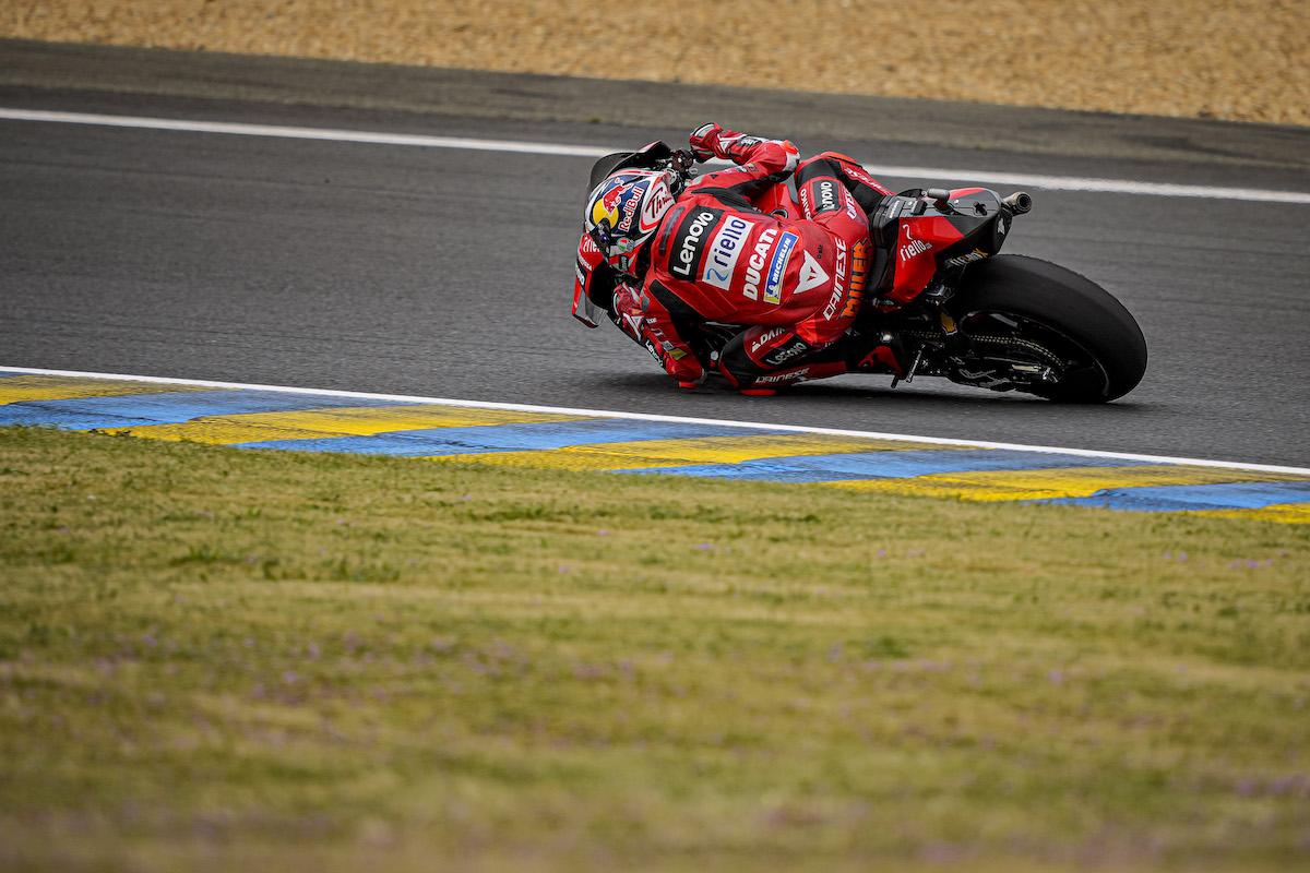 フランスGP 予選3位 ジャック・ミラー「あらゆる天候が再現されている状況」
