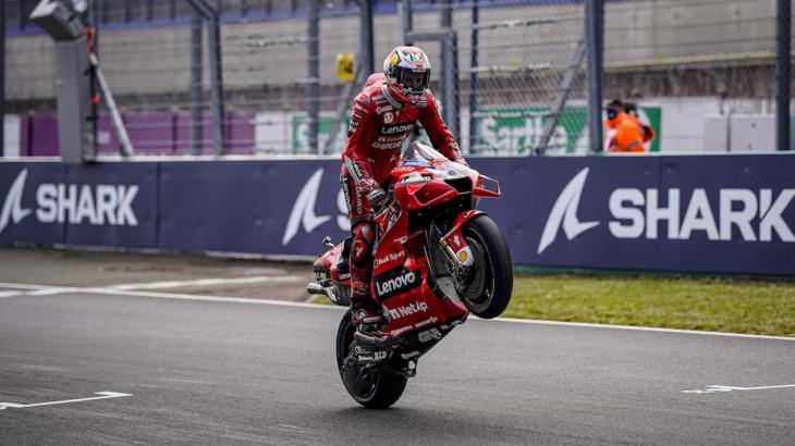 MotoGP2021イタリアGP ジャック・ミラー「過去2連勝の勢いを維持して戦いたい」