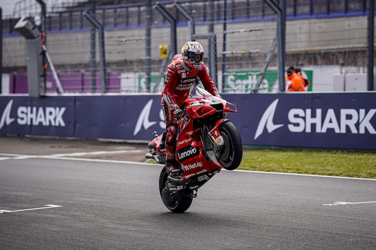 MotoGP2021 フランスGP 優勝ジャック・ミラー「ムジェロでも表彰台を狙いたい」