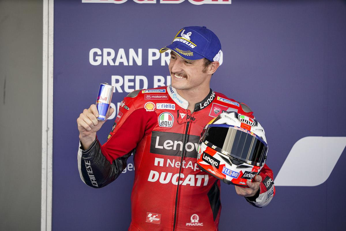 スペインGP 予選3位ジャック・ミラー「フロントローに戻って来れたことが嬉しい」
