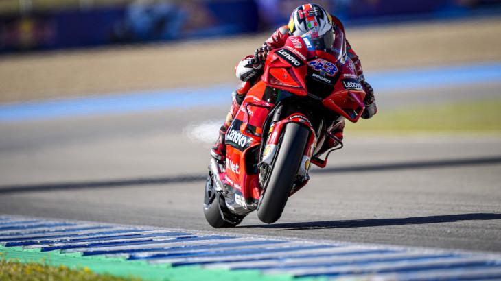 フランスGP ジャック・ミラー「腕上がりも解消しているし、良いレースができると思う」