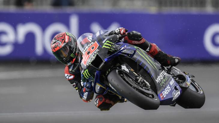 MotoGP2021イタリアGP ファビオ・クアルタラロ「今週末は特別な週末」