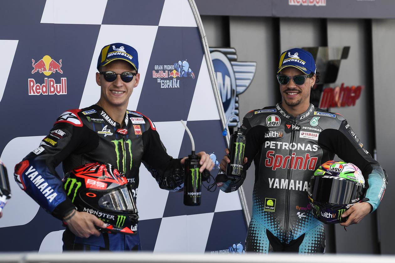スペインGP 予選1位ファビオ・クアルタラロ「レースペースには自信がある」