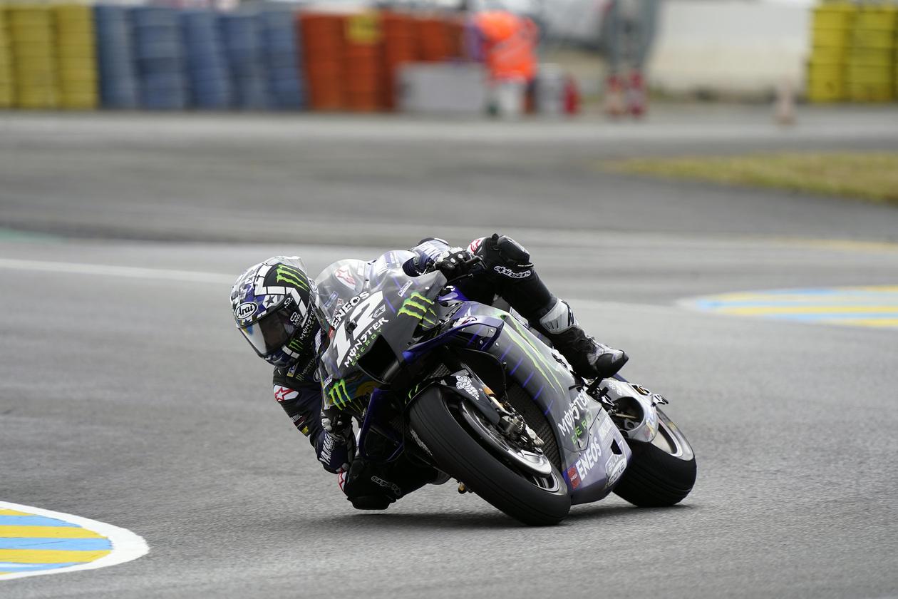 初日総合3位 マーべリック・ビニャーレス「バイクの強みを発見することができた」