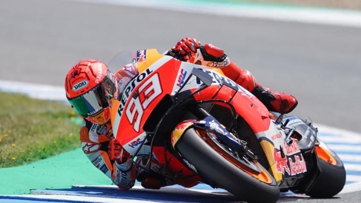 フランスGP マルク・マルケス「今週末も力強さを取り戻したい」