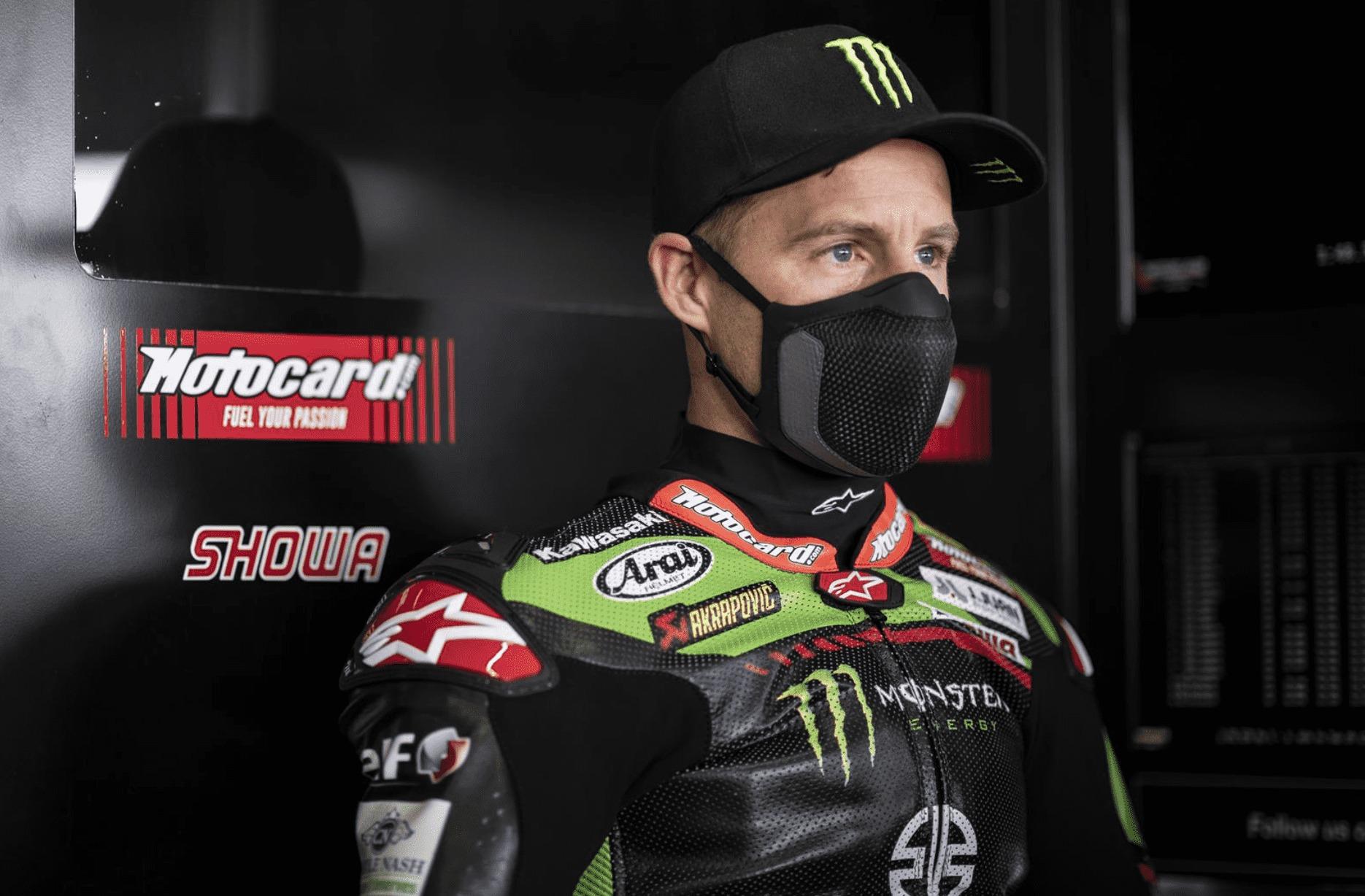 FIM スーパーバイク世界選手権(SBK)2021 アラゴン戦 ジョナサン・レイ「良い形で開幕戦のスタートを切りたい」