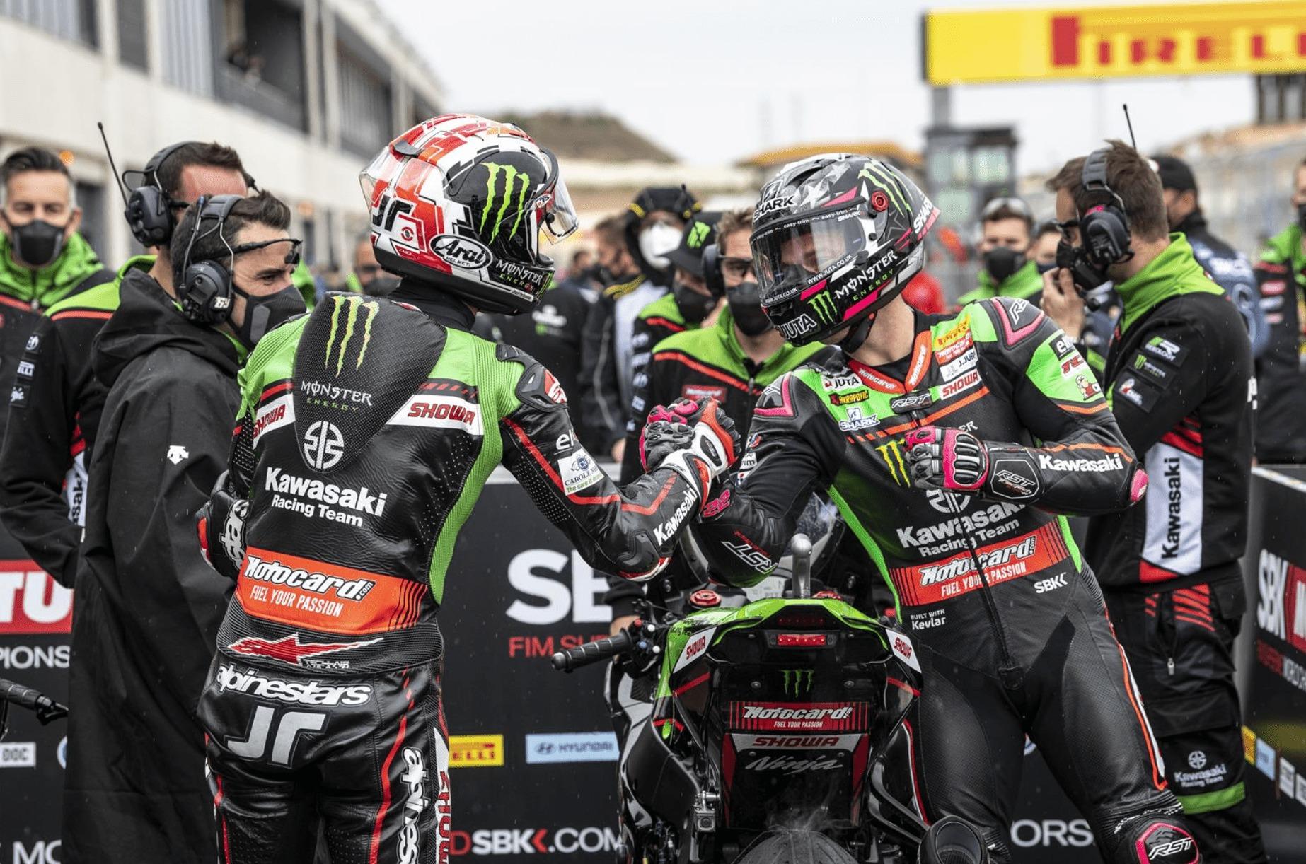 FIM スーパーバイク世界選手権(SBK)2021アラゴン戦 レース2 2位ジョナサン・レイ「レース2の2位は優勝に等しい」
