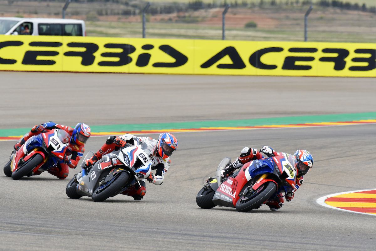 FIM スーパーバイク世界選手権(SBK)2021アラゴン戦 レース2 11位アルヴァロ・バウティスタ「少なくとも6位以内は狙えたレースだった」