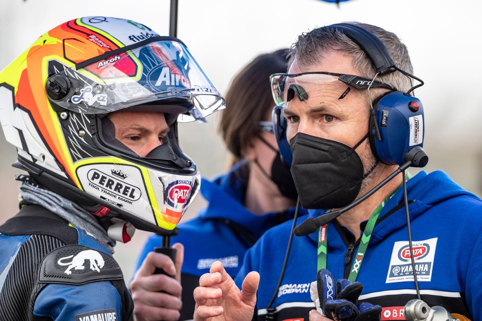 FIM スーパーバイク世界選手権(SBK)2021 アラゴン戦 レース2 9位アンドレア・ロカテッリ「次回のエストリルはさらにプッシュしたい」