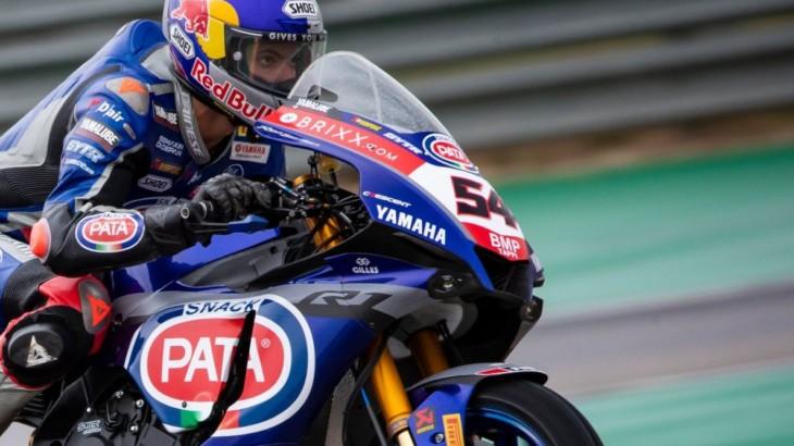 FIM スーパーバイク世界選手権(SBK)2021アラゴン戦 レース2 6位トプラック・ラズガトリオグル「レース2は表彰台を目指していた」