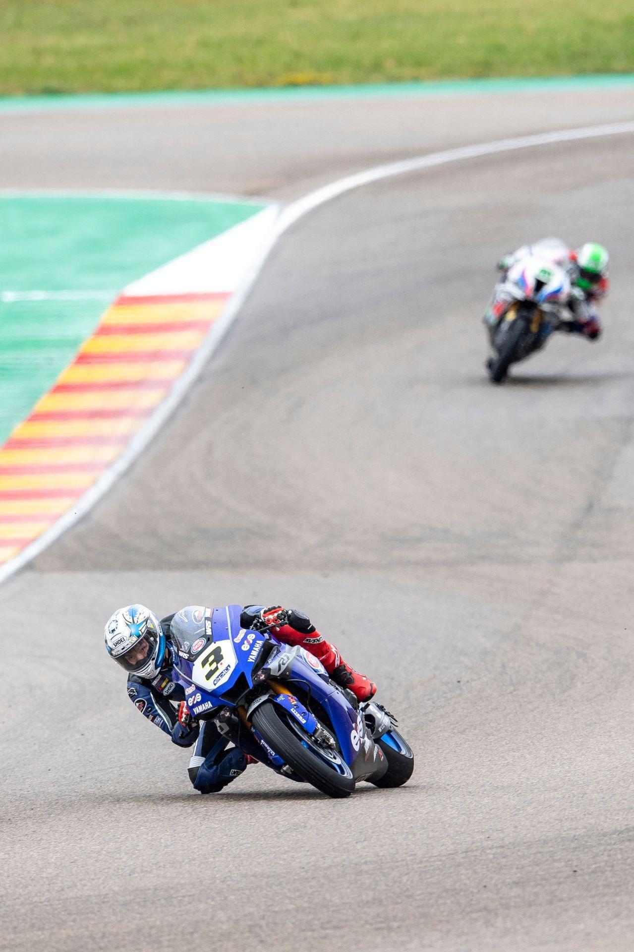 FIM スーパーバイク世界選手権(SBK)2021アラゴン戦 レース2 12位野左根航汰「序盤は慎重になりすぎてしまった」