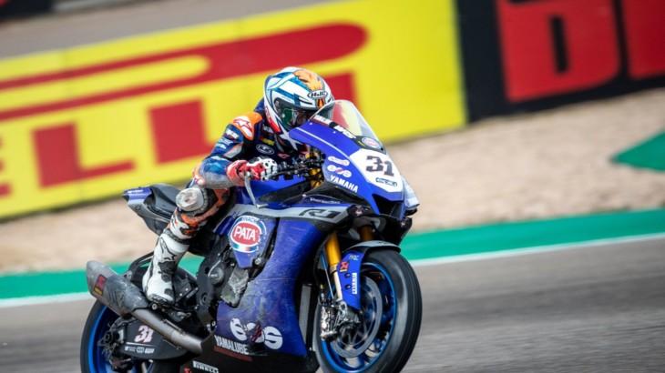 FIM スーパーバイク世界選手権(SBK)2021アラゴン戦 レース2 7位ギャレット・ガーロフ「自分のミスがとても悔しい」