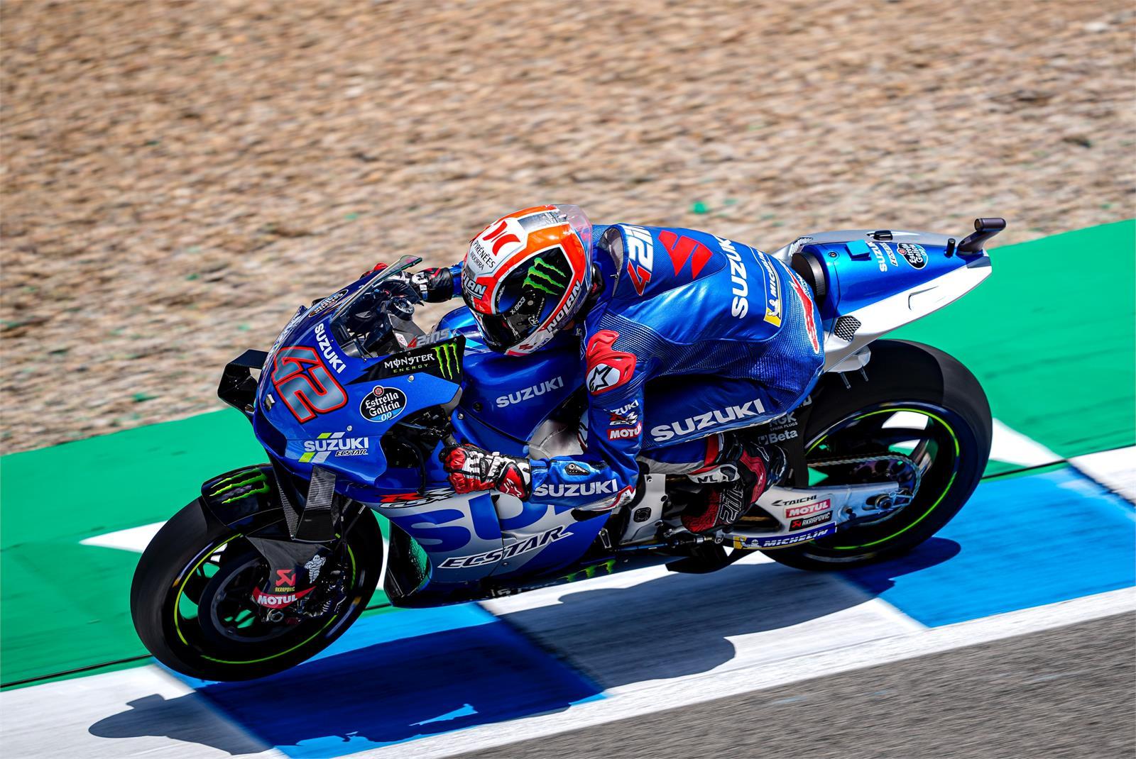 スペインGP 初日総合8位 アレックス・リンス「エンジンに問題が発生したかと思った」