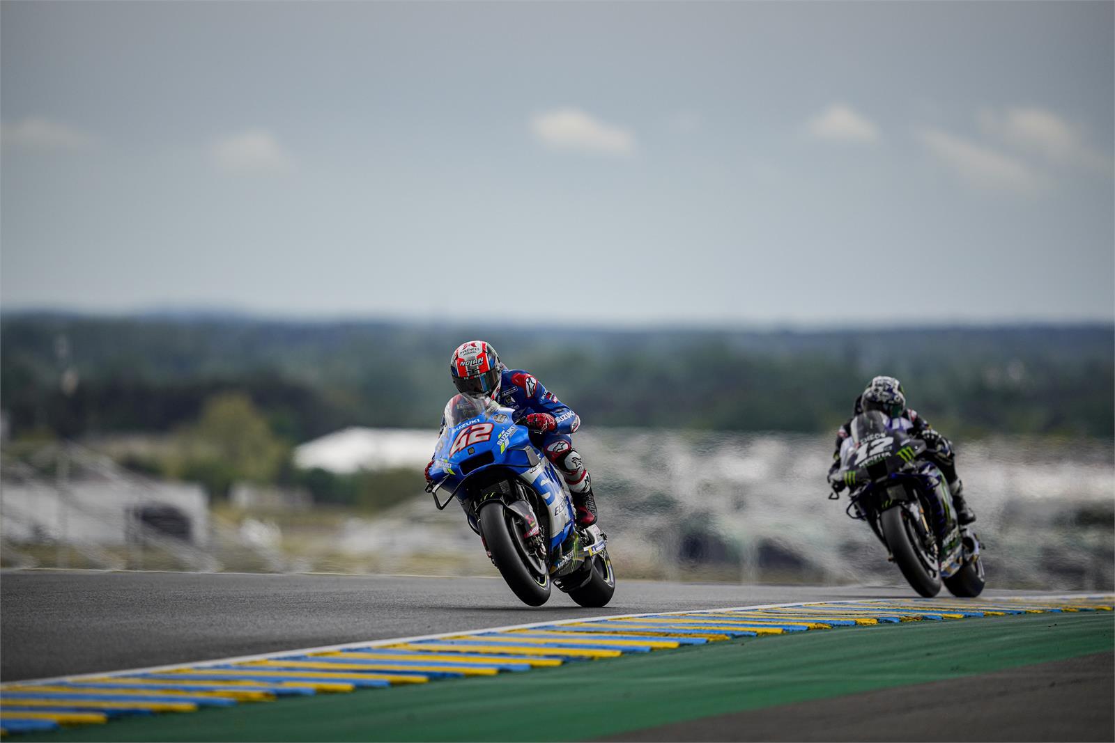 フランスGP 初日総合11位 アレックス・リンス「おそらくQ1から走行することになる」