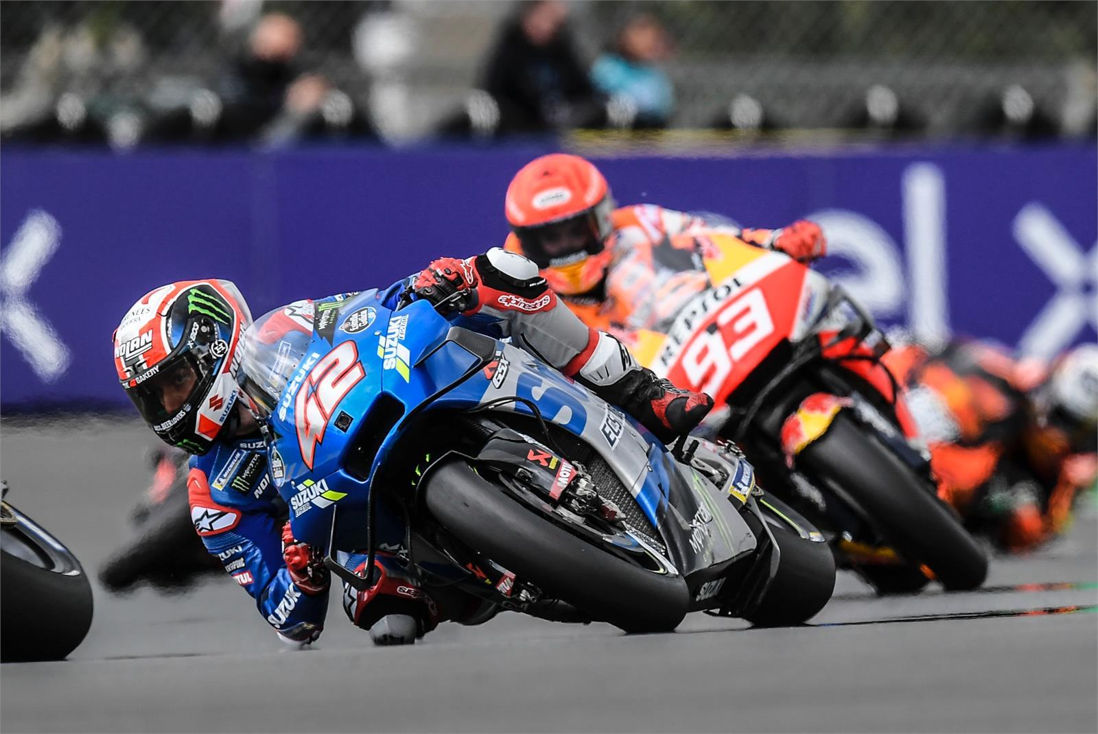 MotoGP2021 フランスGP DNFアレックス・リンス「ムジェロは力強く戦いたい」