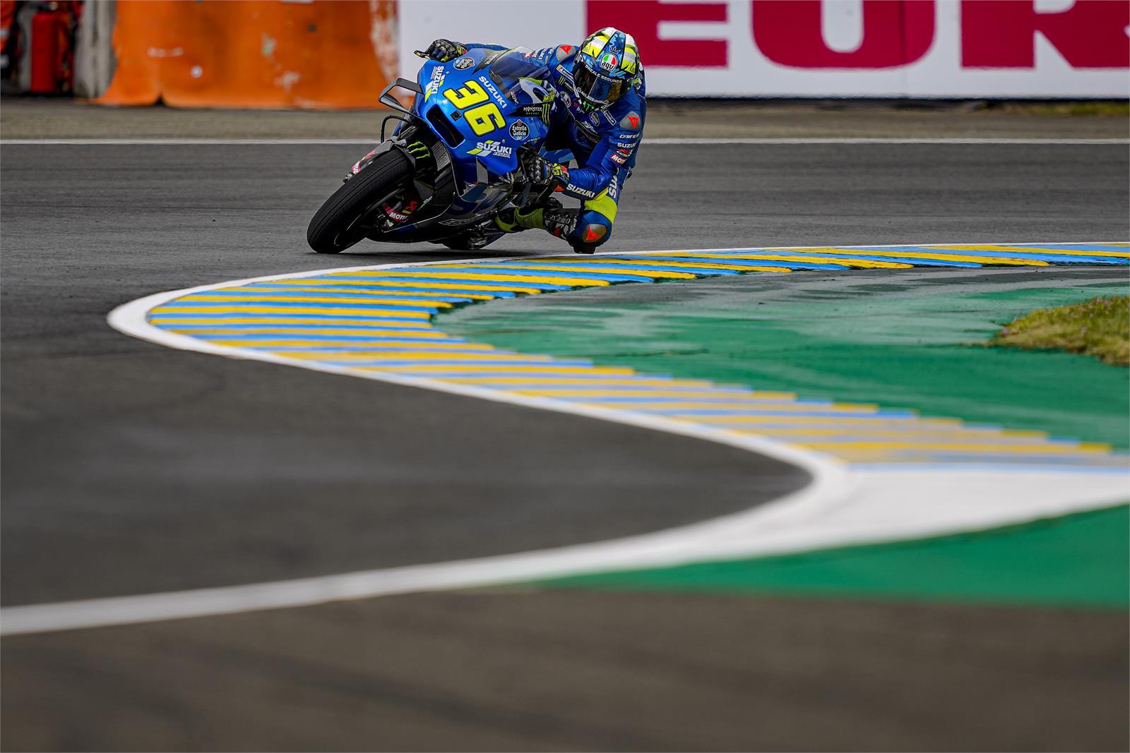 フランスGP 予選14位 ジョアン・ミル「14番手は自分達のポテンシャルを表している」