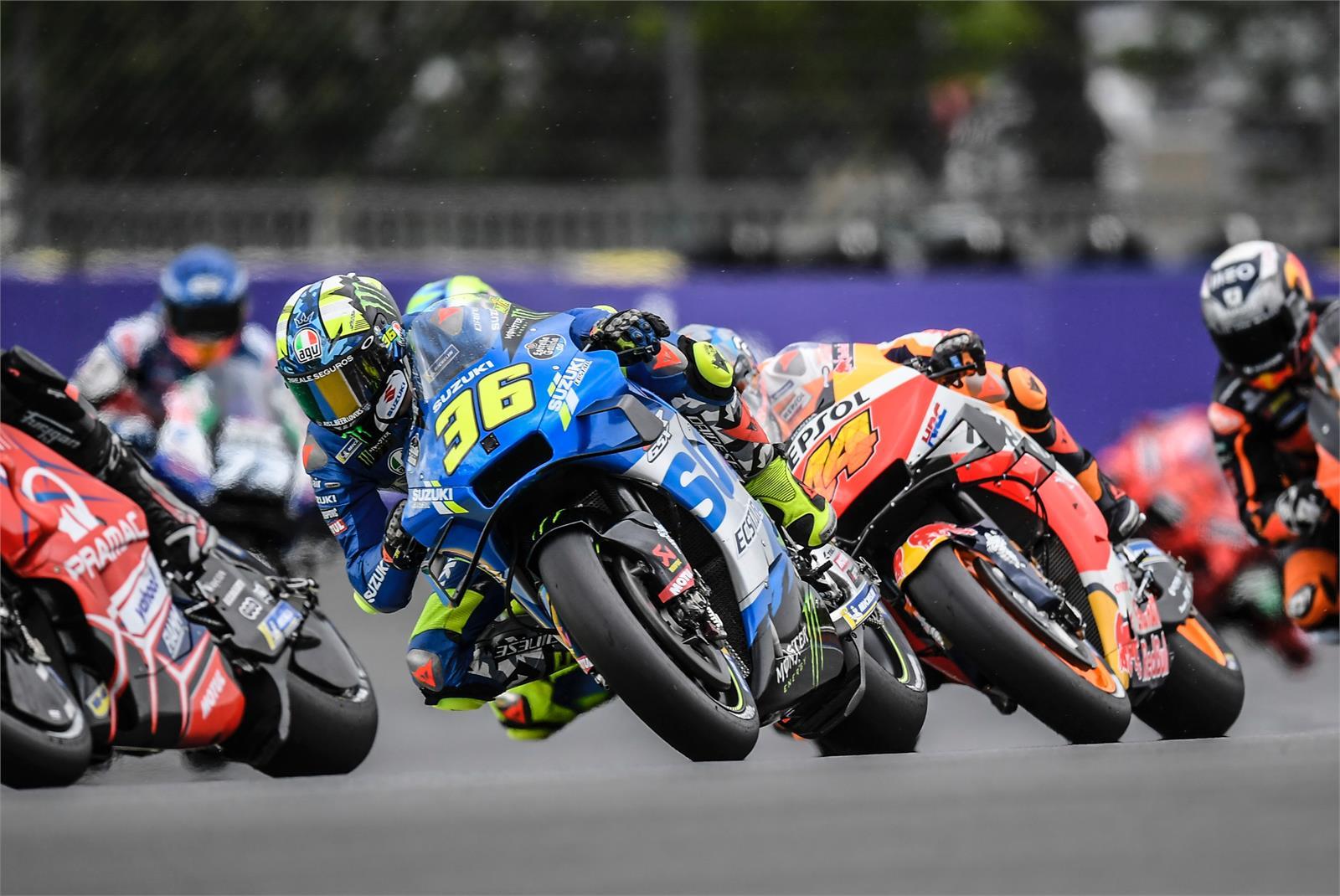 MotoGP2021フランスGP DNFジョアン・ミル「こんなミスを繰り返してはいけない」