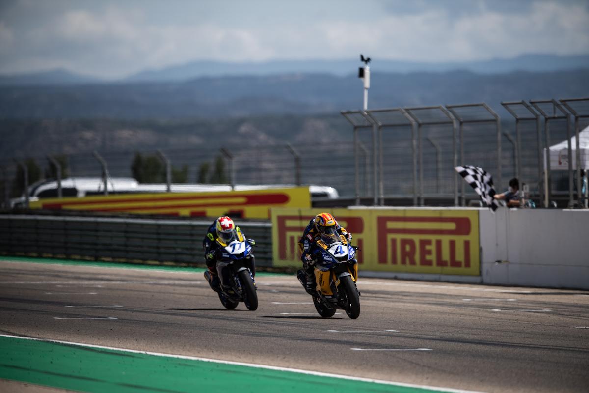 ピレリ(Pirelli)アラゴン戦レビュー 新型フロントタイヤをほとんどのライダーが選択