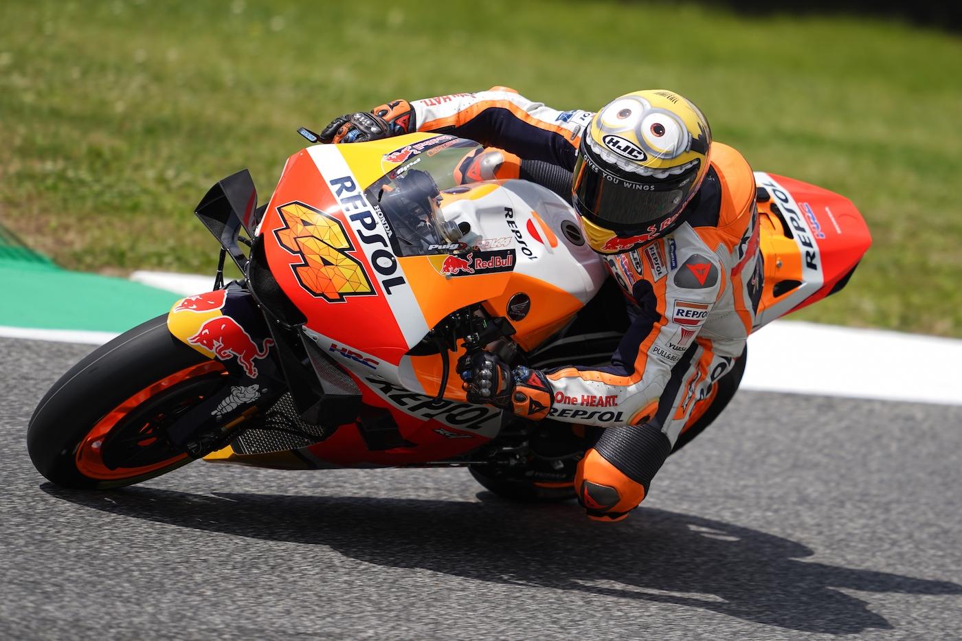 MotoGP2021イタリアGP 予選12位ポル・エスパルガロ「決勝タイヤを決めることが出来ない」