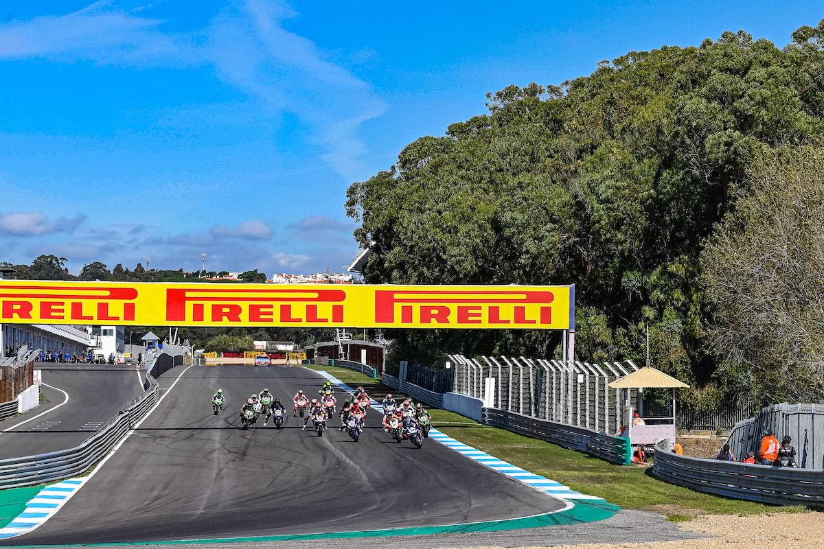 ピレリ(Pirelli)FIM スーパーバイク世界選手権(SBK)2021 エストリル戦 プレビュー