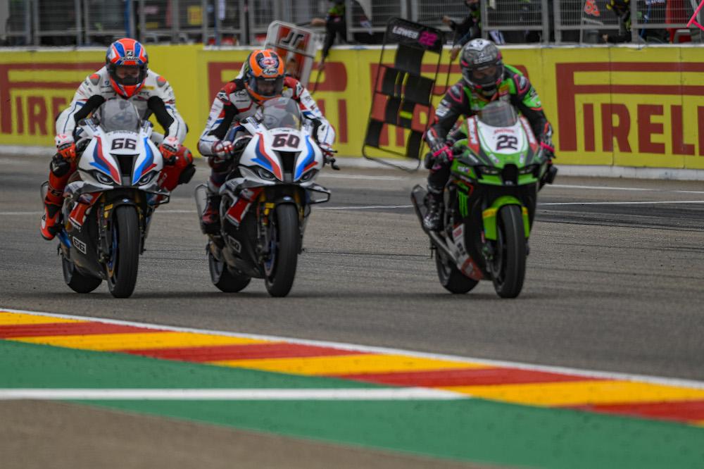ピレリ(Pirelli)アラゴン戦レビュー レース2でレディングがスリックタイヤで優勝