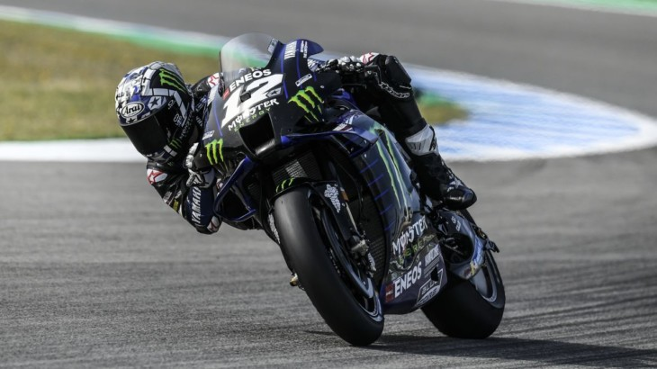 フランスGP マーべリック・ビニャーレス「ル・マンはレイアウトがバイクに合っている」