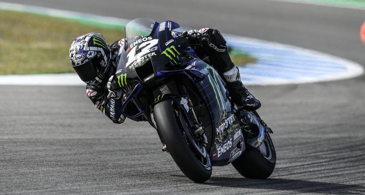 スペインGP 初日総合5位 マーべリック・ビニャーレス「トップ5を獲得出来たのはポジティブ」