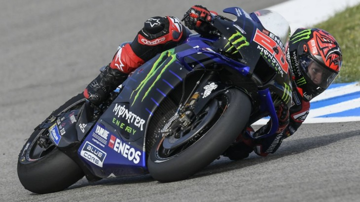 フランスGP ファビオ・クアルタラロ「ホームレースでベストを尽くしたい」